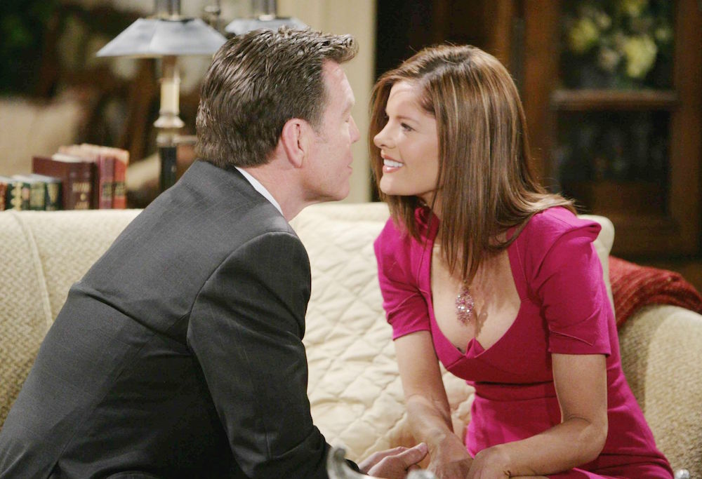 The Young and The Restless Jack and Phyllis