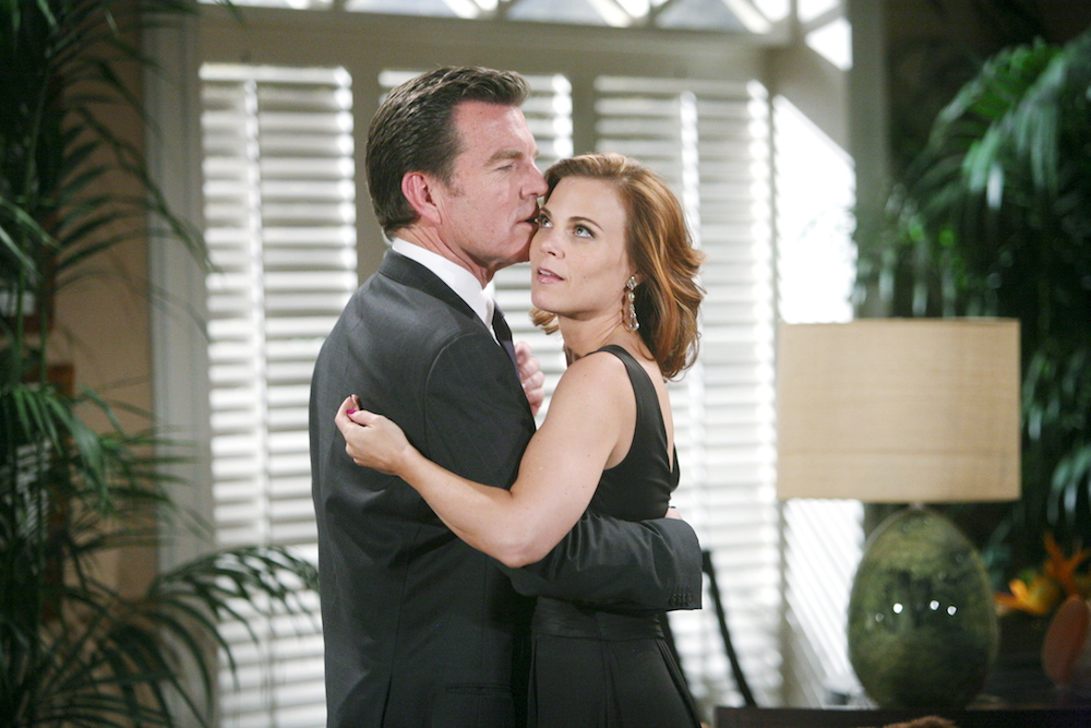 The Young and The Restless Phyllis and Jack/Marco