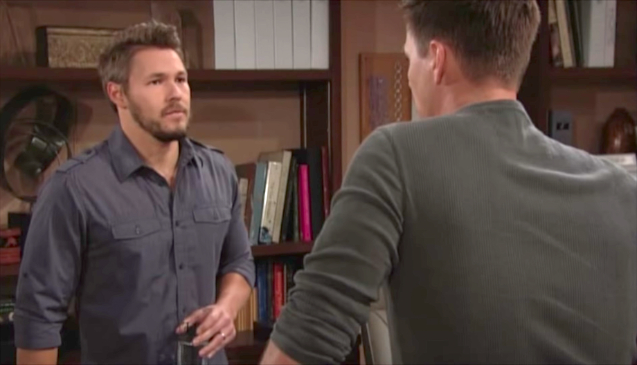 The Bold and The Beautiful Liam Wyatt
