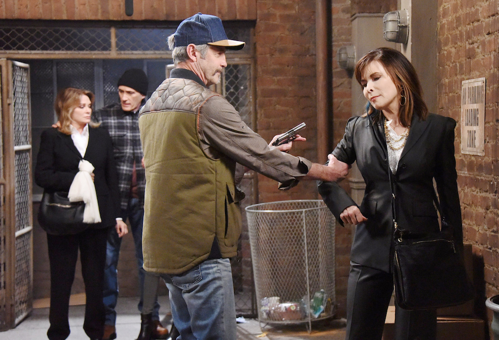 Days of Our Lives Clyde Kate