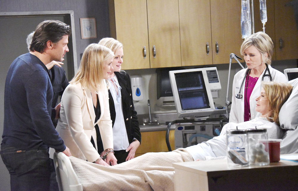 Days of Our Lives Hattie Marlena Wakes up
