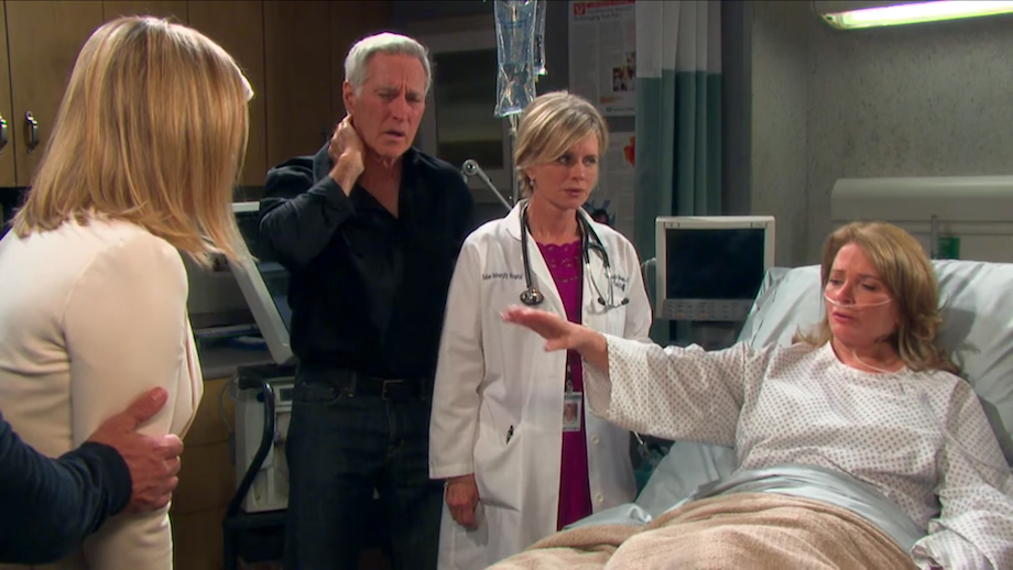 Days of Our Lives Marlena Wakes up