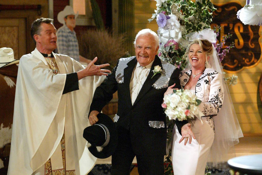 Days of Our Lives Bonnie Mickey Wedding