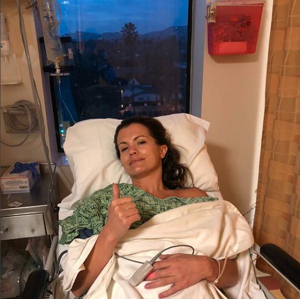 Melissa Claire Egan Hospital
