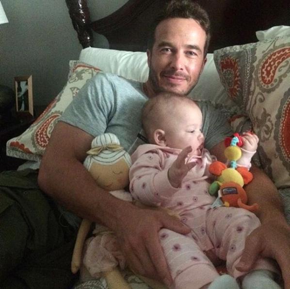 Ryan Carnes Baby Delaney