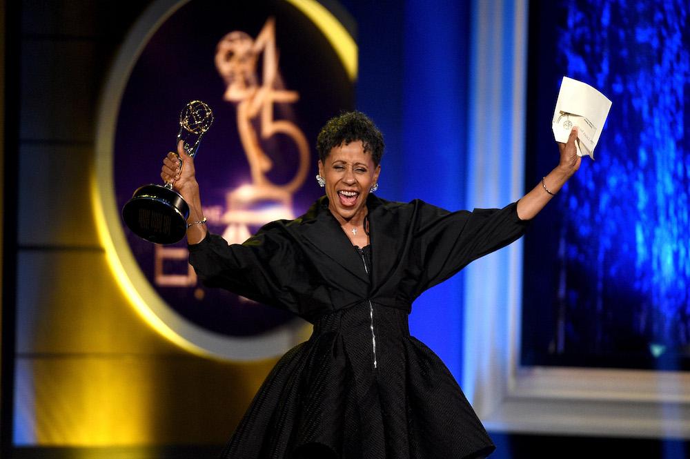 Vernee Watson Emmy Award Win