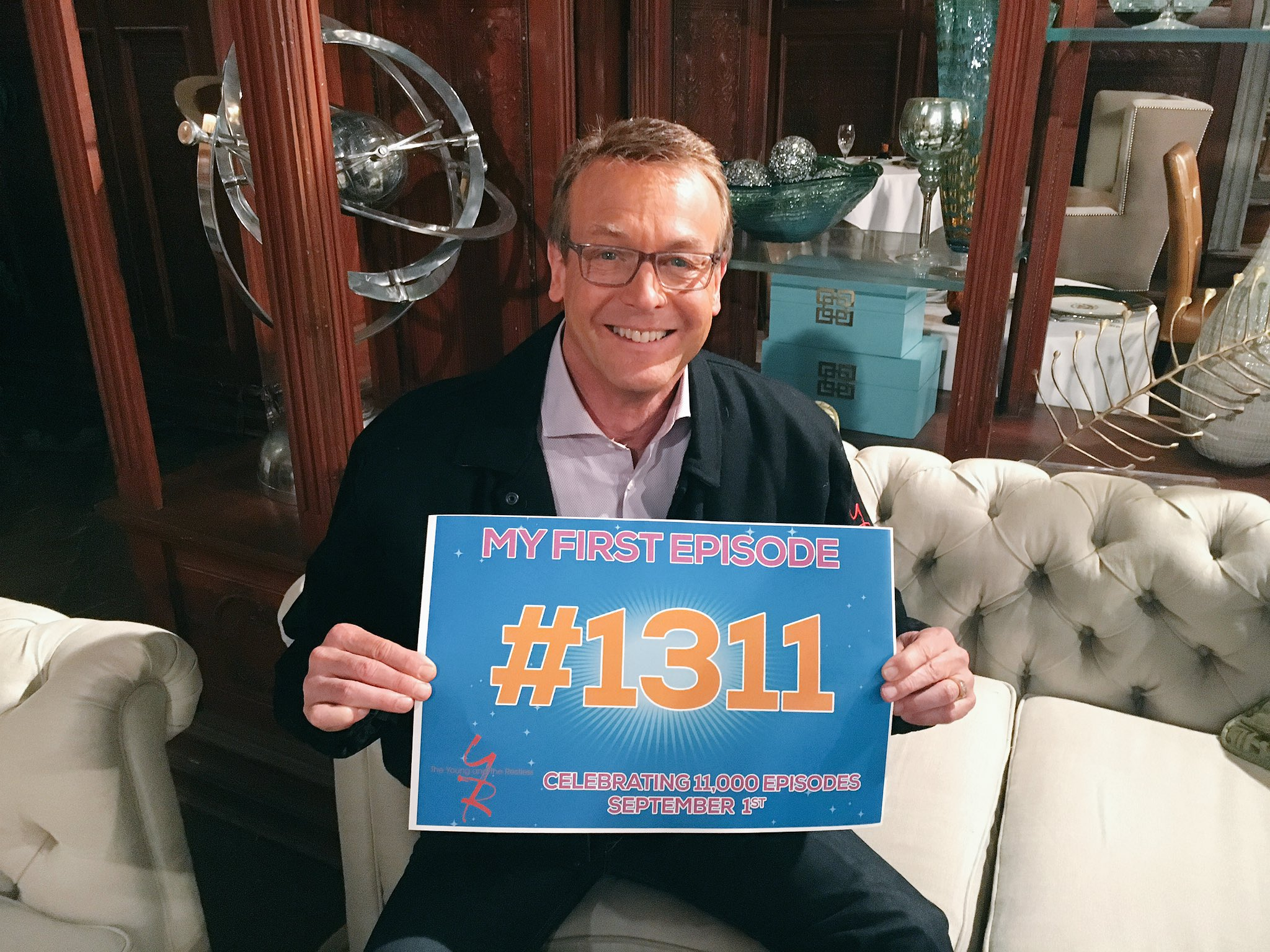 Doug Davidson First Young and The Restless Episode Number