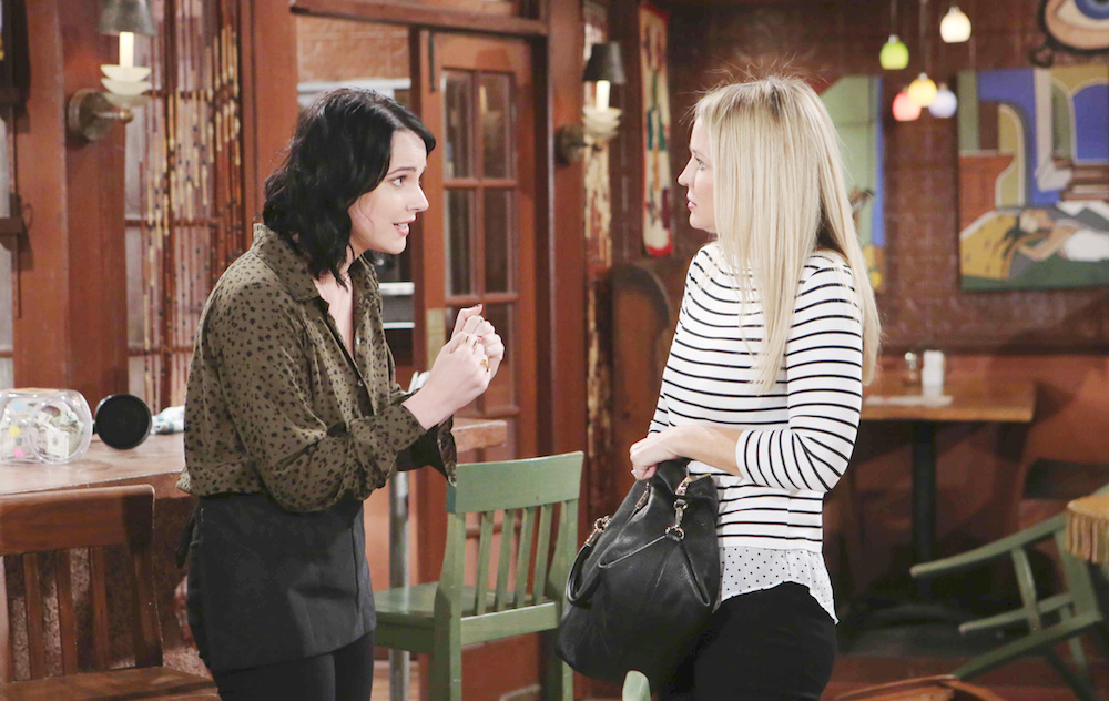 The Young and The Restless Tessa Sharon