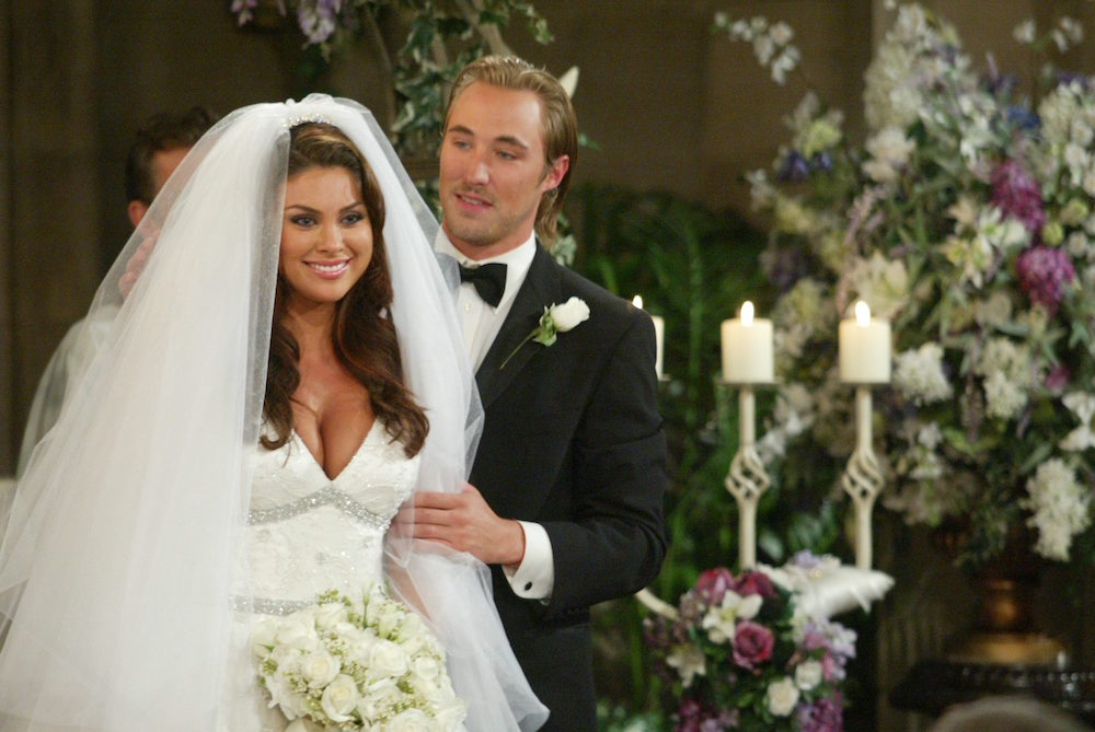 Days of Our Lives Chloe Brady wedding