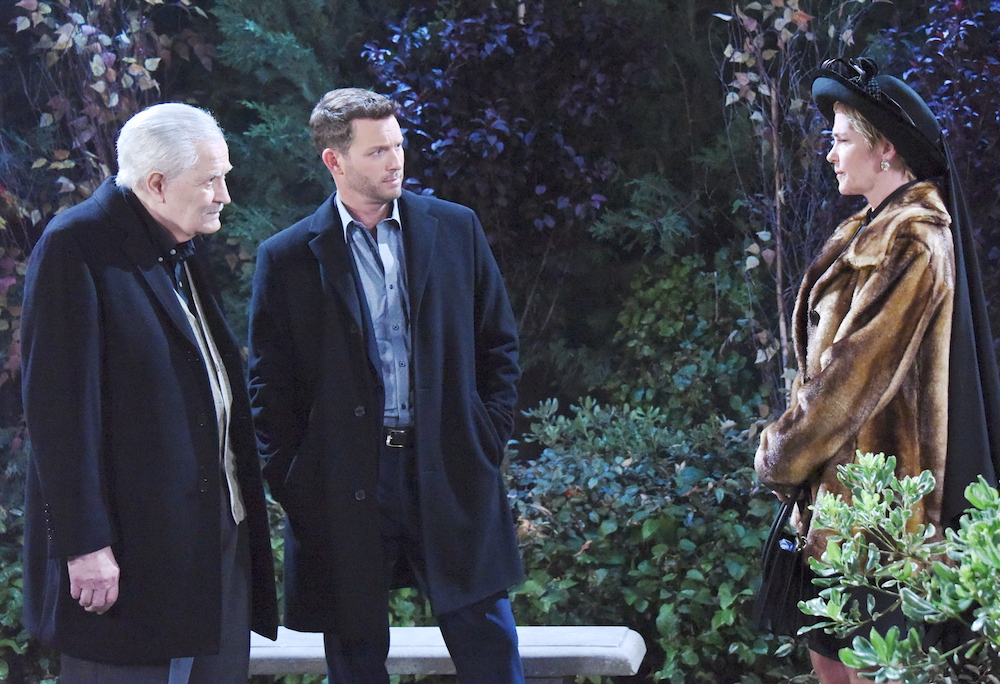Days of Our Lives Victor Brady Eve