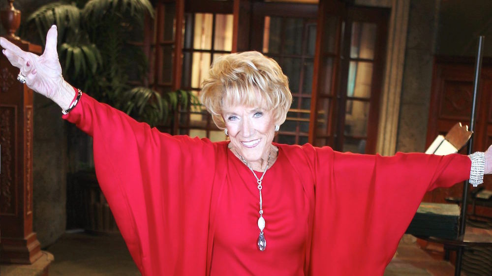 The Young and The Restless Jeanne Cooper