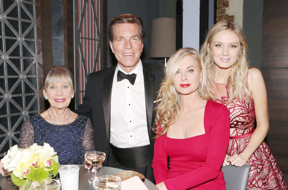 The Young and The Restless Dina Jack Ashley Abby