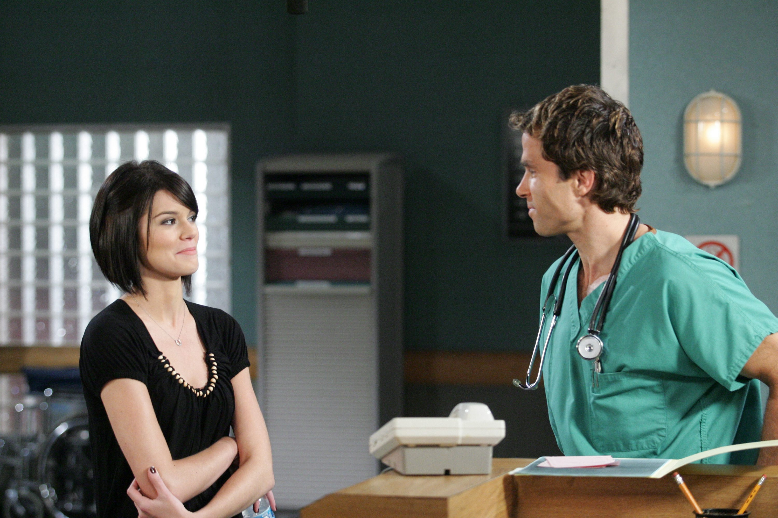 Days of Our Lives Chelsea Daniel