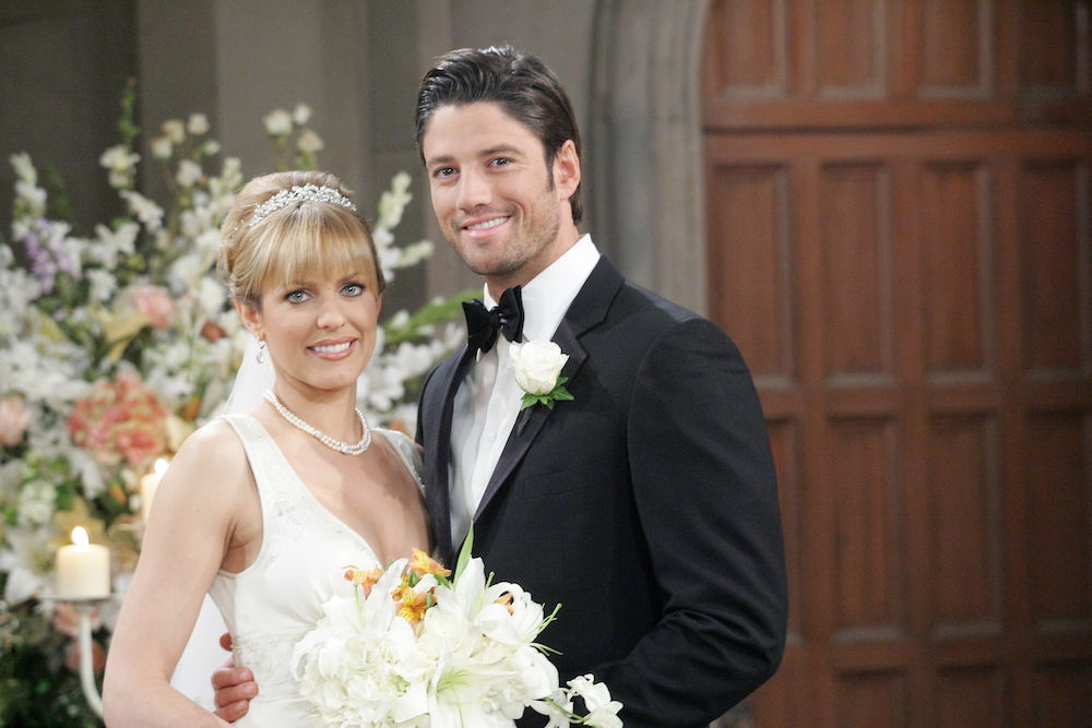 Days of Our Lives Nicole EJ Wedding