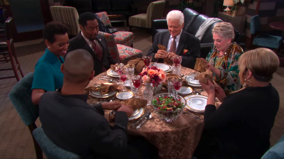 Days of Our Lives Thanksgiving