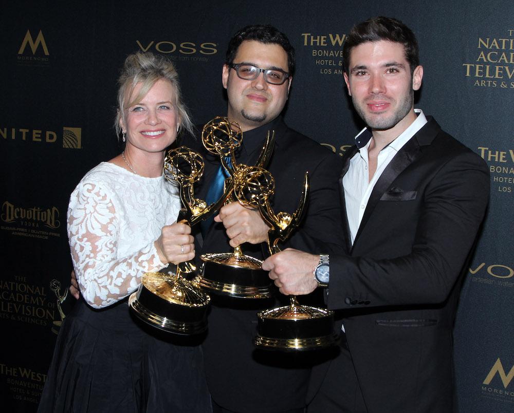 The Bay Daytime Emmy Wins