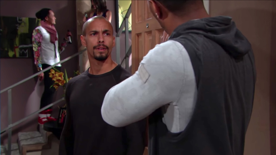 The Young and The Restless Devon Nate