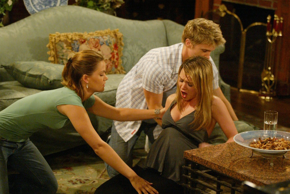 The Young and The Restless Mac Brittany JT