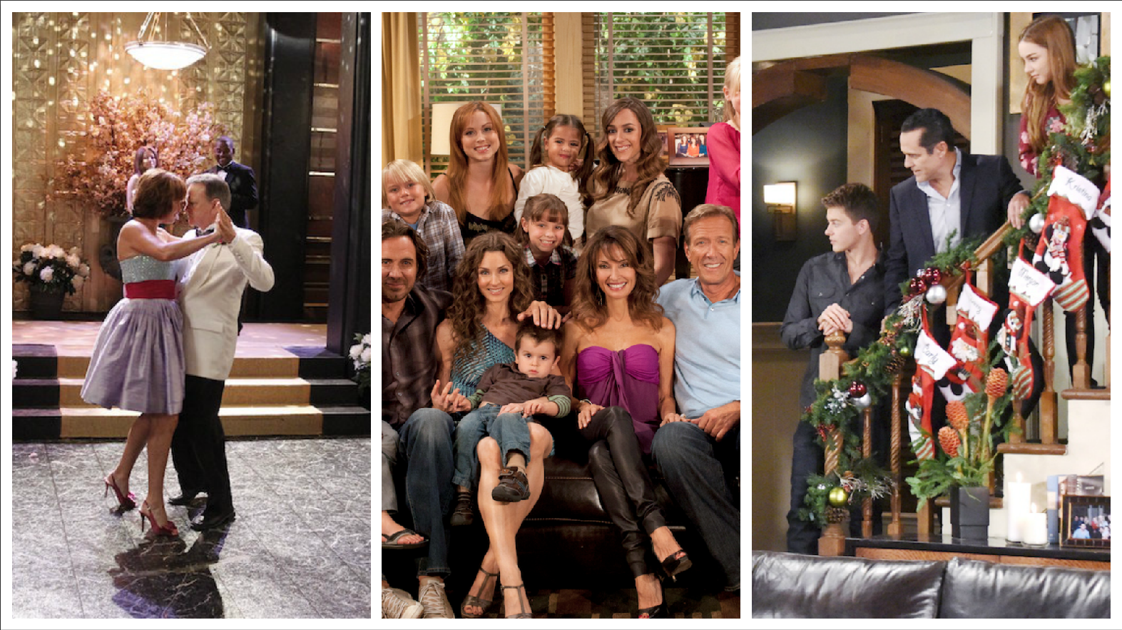 ABC Soap Family Holidays