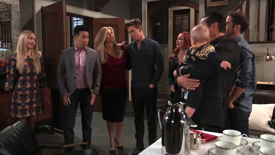General Hospital Wiley family