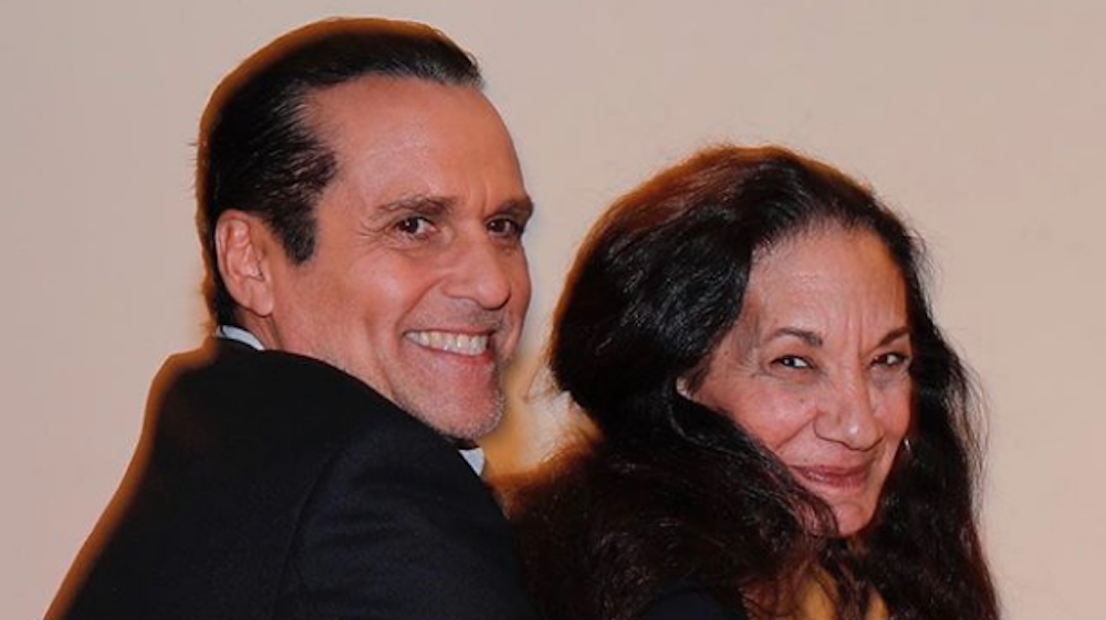 General Hospital Maurice Benard Donna Messina