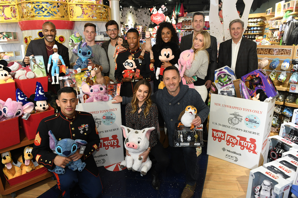 General Hospital Toys for Tots 2018
