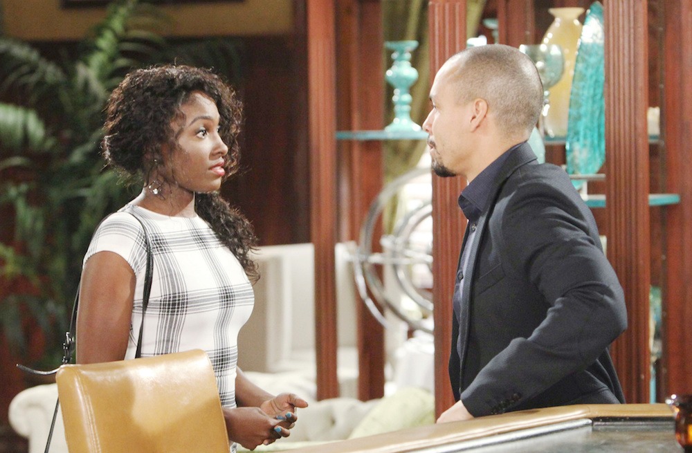 The Young and The Restless Ana Devon