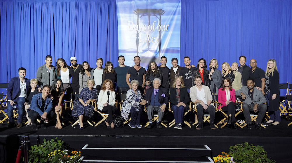 Days of Our Lives Cast 2018