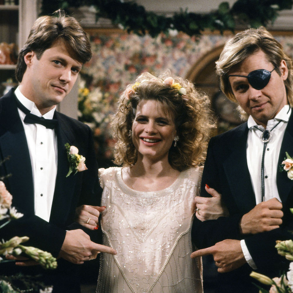 Days of Our Lives Jack, Kayla, and Steve