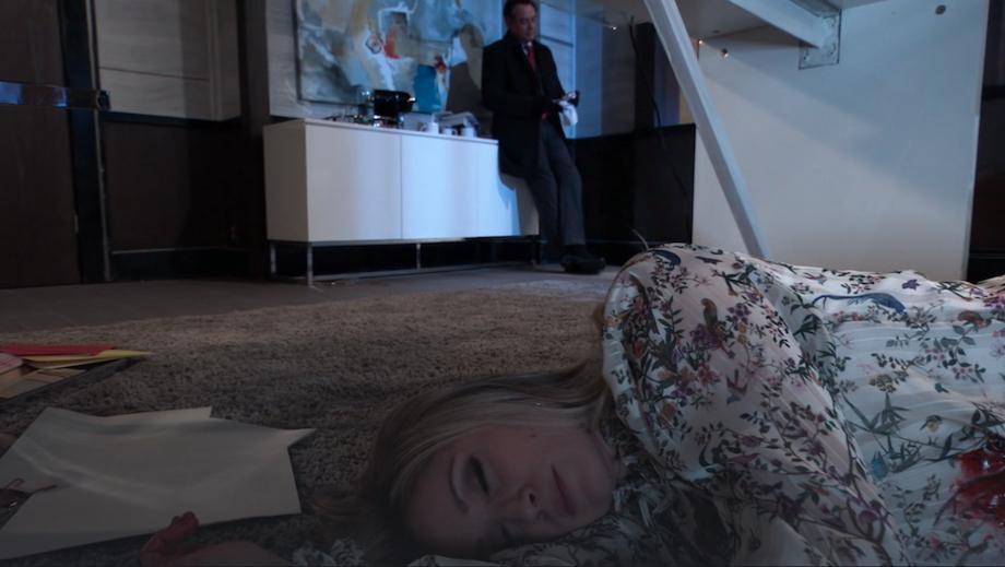 General Hospital Ryan stabbed Lulu