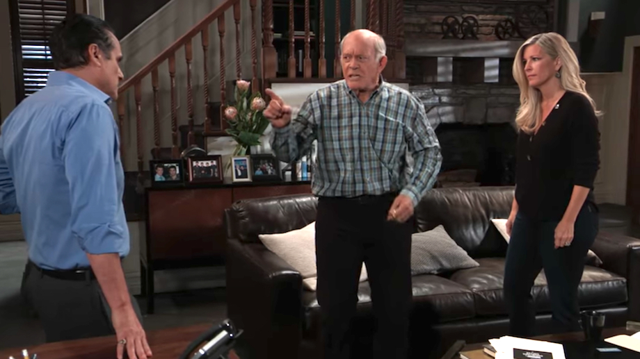 General Hospital Sonny Mike Carly