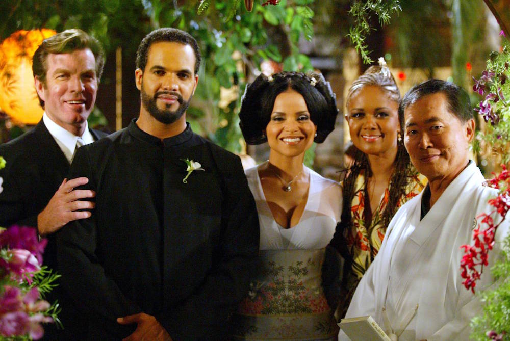 The Young and The Restless Neil Dru Wedding