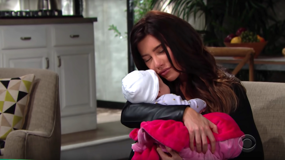 The Bold and The Beautiful Steffy Baby Phoebe