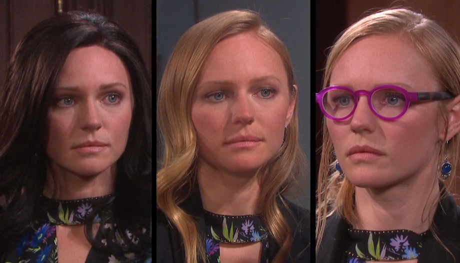 Days of Our Lives Abigail personalities
