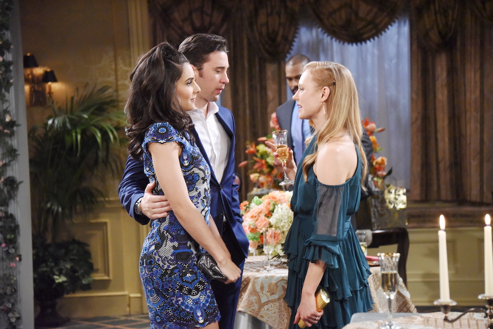 Days of Our Lives Gabi Chad Abigail