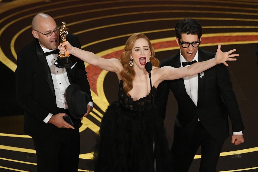 Jaime Ray Newman Oscars