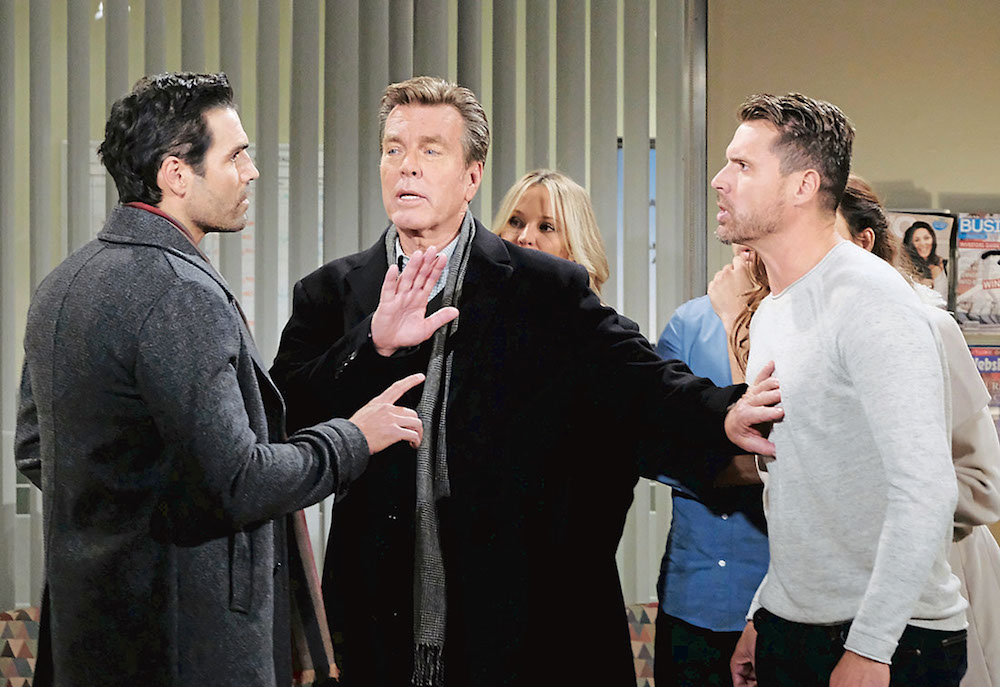 The Young and The Restless Rey Jack Nick