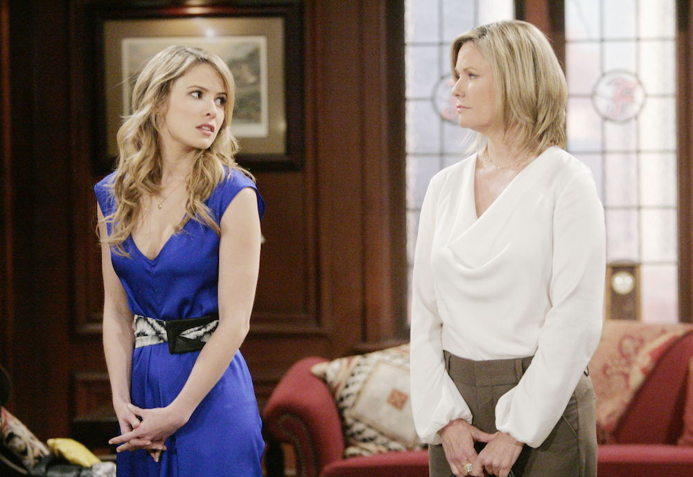 The Bold e The Beautiful Caroline Karen