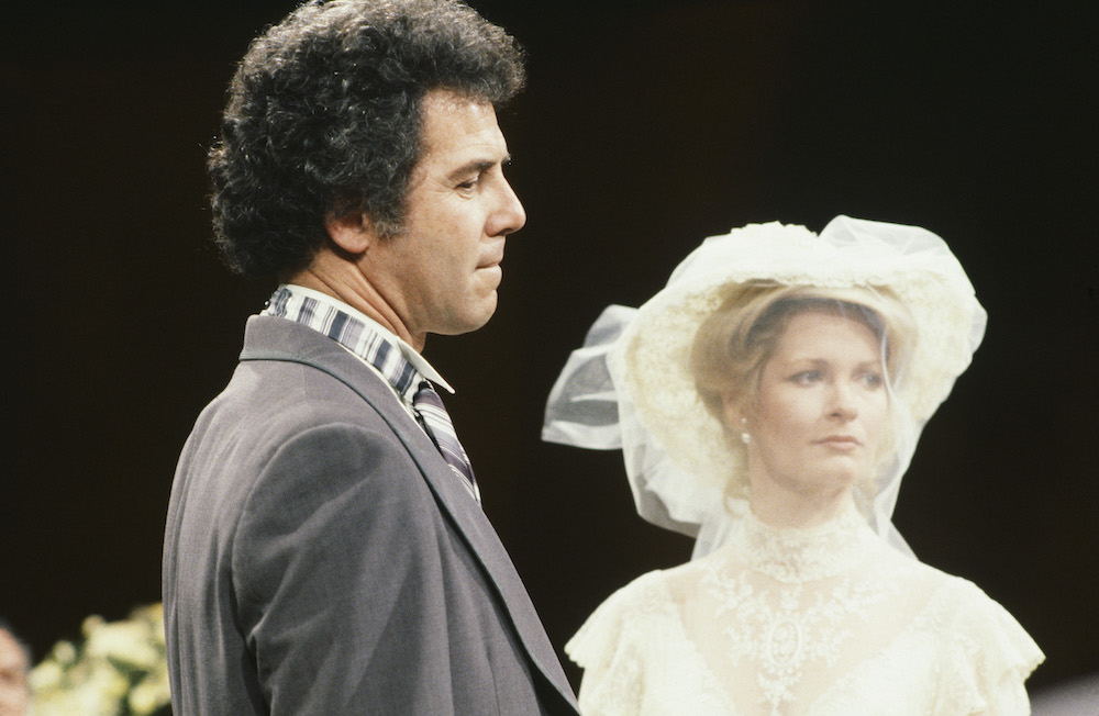 Days of Our Lives Don Marlena Wedding