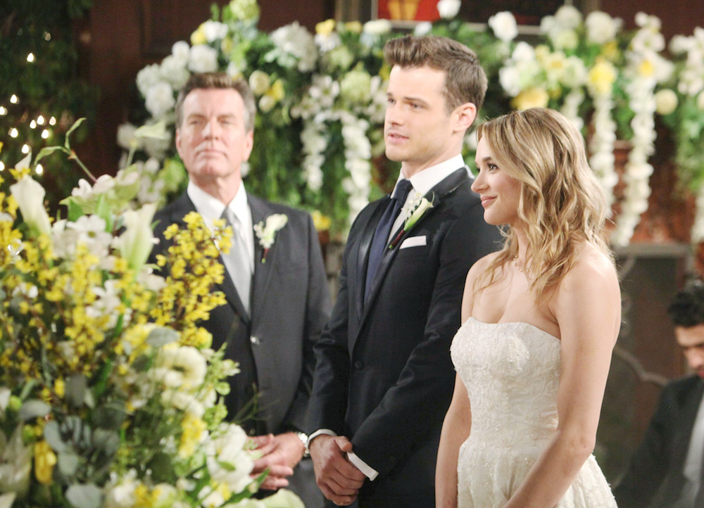The Young and The Restless Kyle Summer Wedding