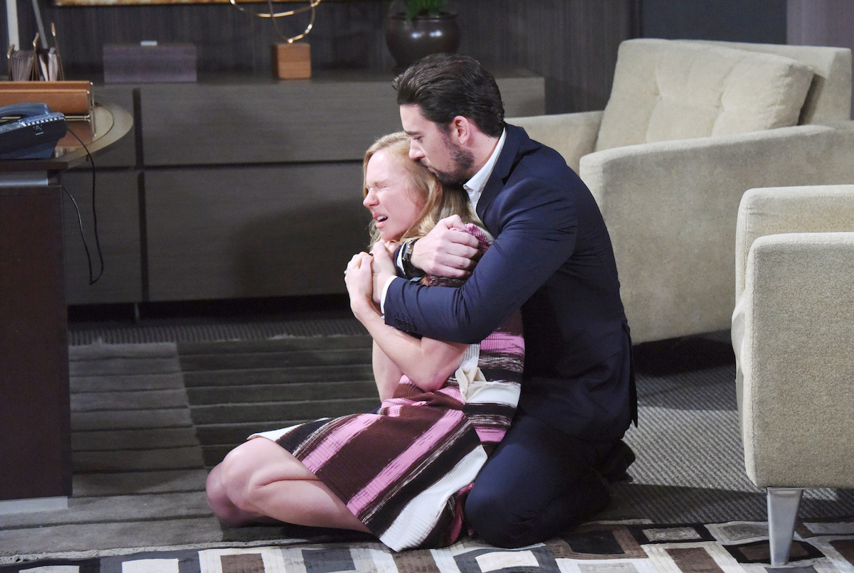 Days of Our Lives Abigail Chad
