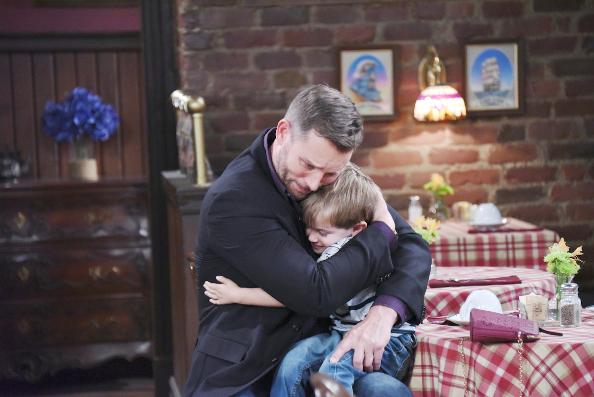 Days of Our Lives Brady Tate