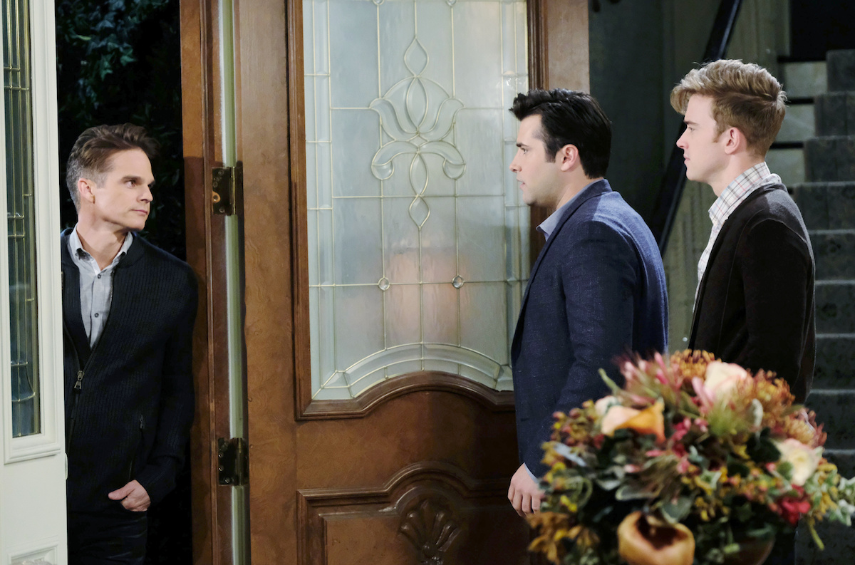 Days of Our Lives Leo Sonny Will