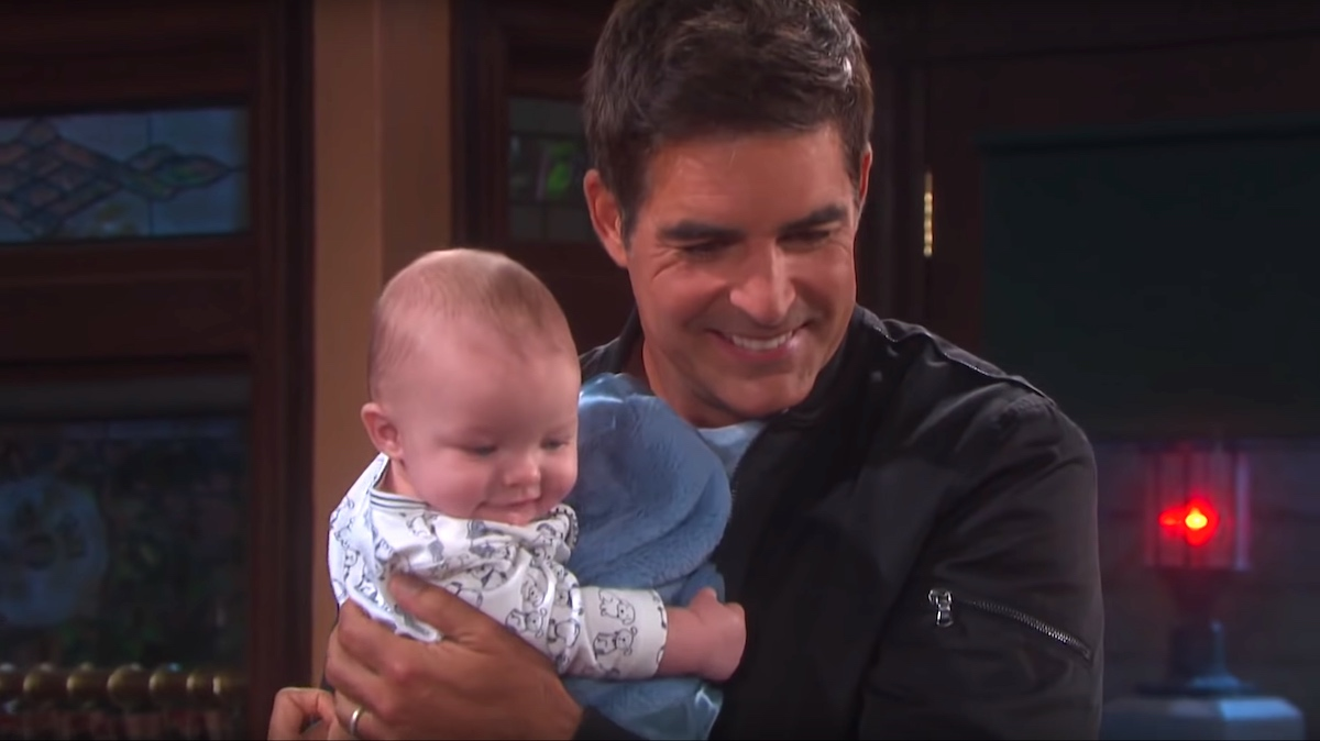 Days of Our Lives Rafe baby