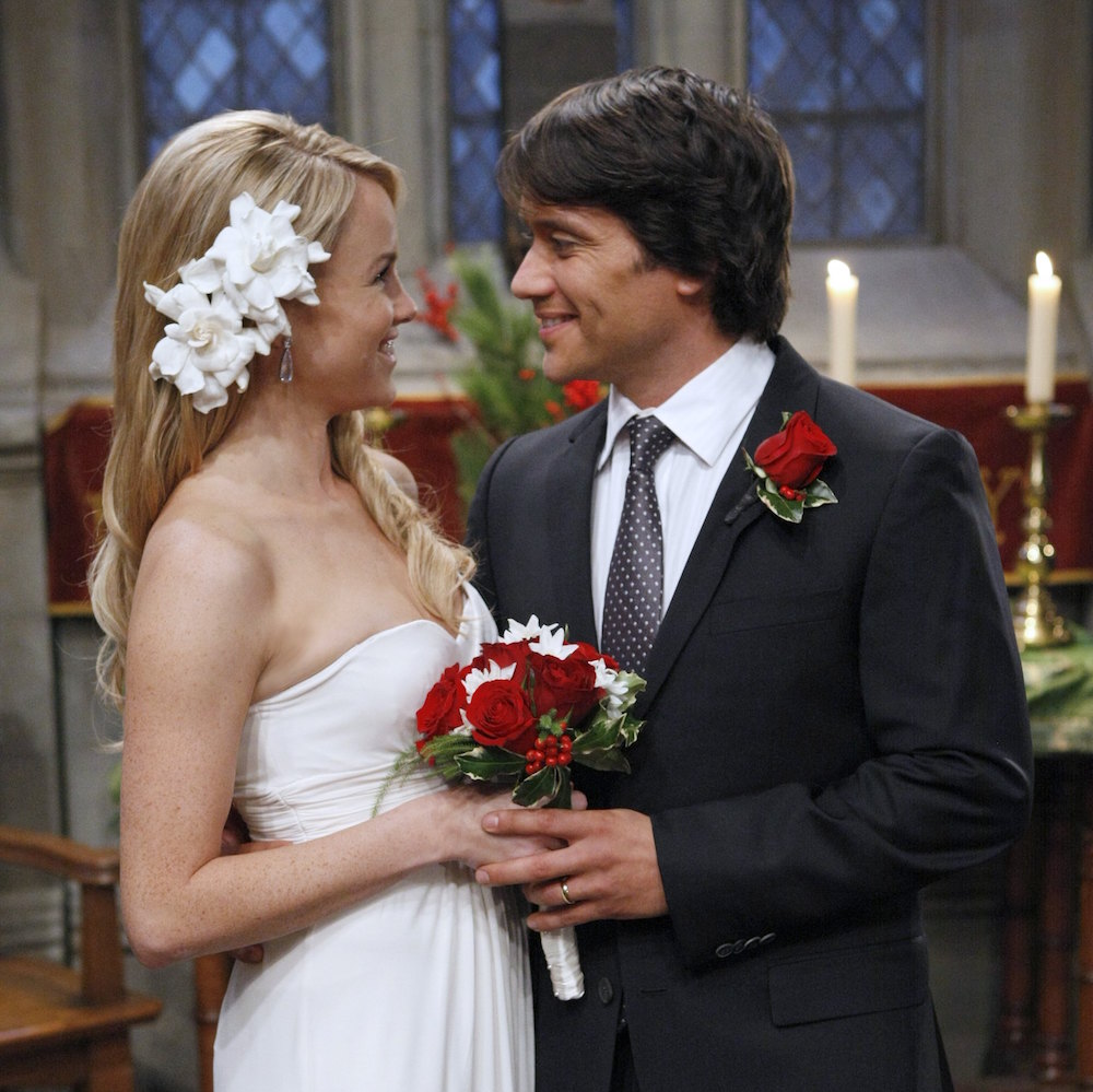 General Hospital Lulu Dante wedding
