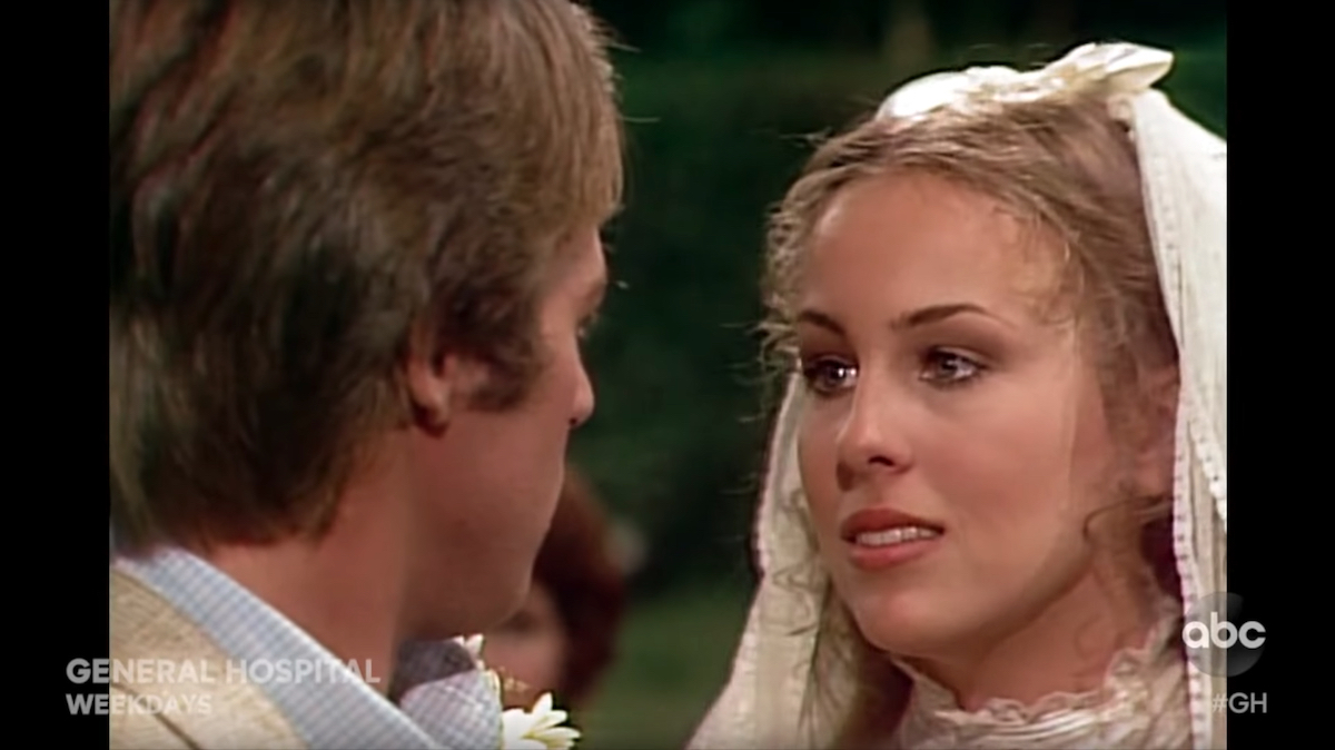 General Hospital Scotty Laura Wedding
