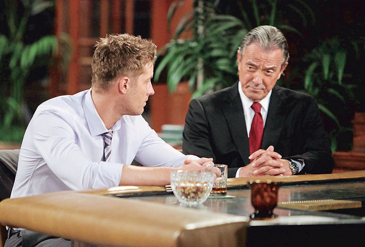 The Young and The Restless Adam Victor