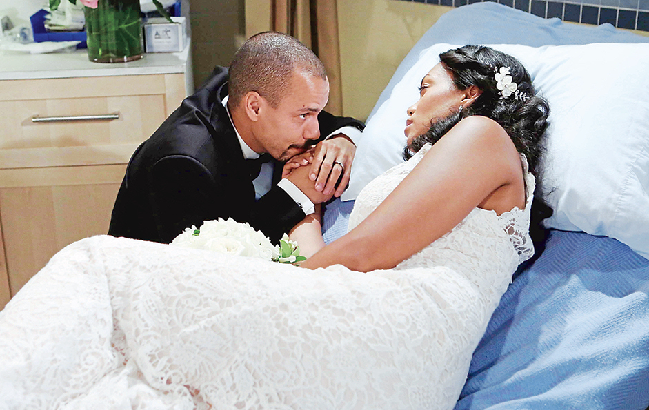 The Young and The Restless Devon Hilary dying