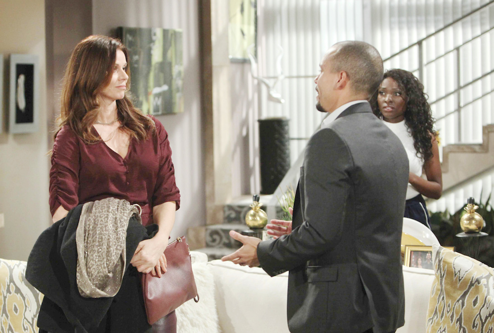 The Young and The Restless Rebekah Devon Ana
