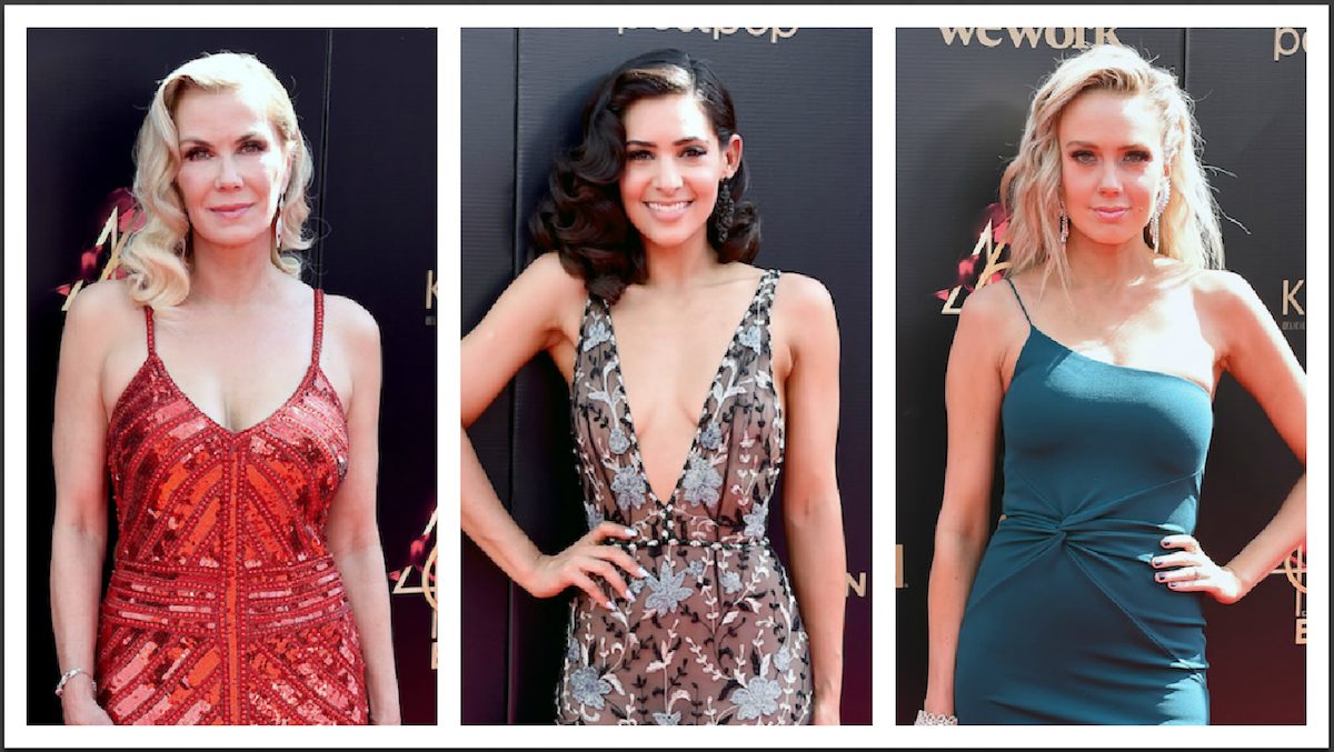 Daytime Emmy Awards 2019 fashion